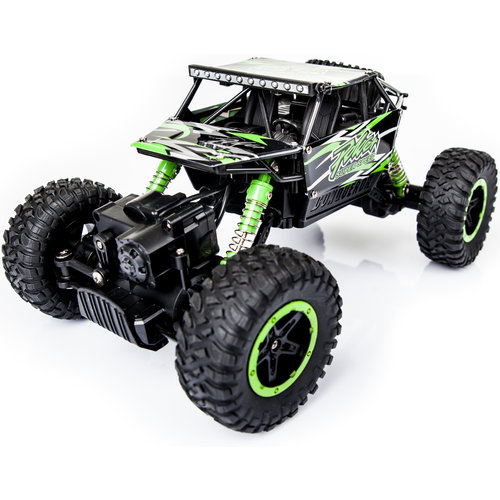 HB HB P1803 Monster Truck RTR 4WD 2.4GHz 1:18 - Groen