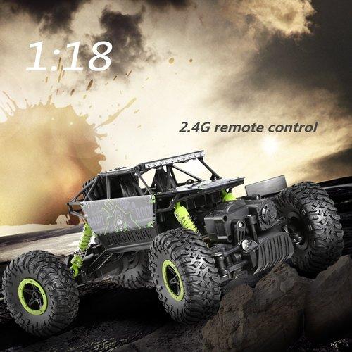 HB HB P1803 Monster Truck RTR 4WD 2.4GHz 1:18 - Groen