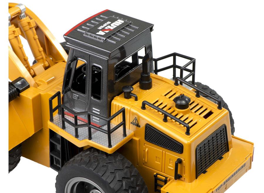 H-Toys 1520 RC Bulldozer RTR 2.4GHz 1:18