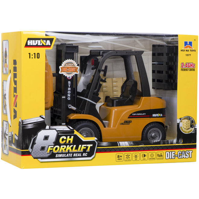 H-Toys 1577 RC Heftruck RTR 2.4GHz 1:10