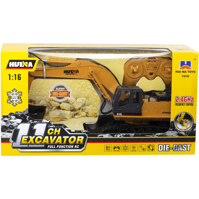 H-Toys 1510 RC Graafmachine RTR 2.4GHz 1:16