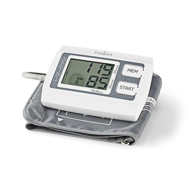 Nedis BLPR110WT Bovenarmbloeddrukmeter