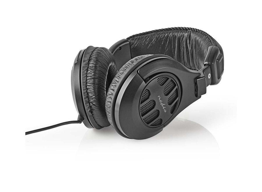 Nedis HPWD3200BK Over-ear Bedrade Koptelefoon