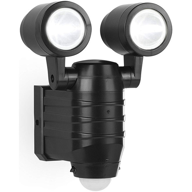 Smartwares FSL-80113 LED Doppelspot met Bewegingssensor
