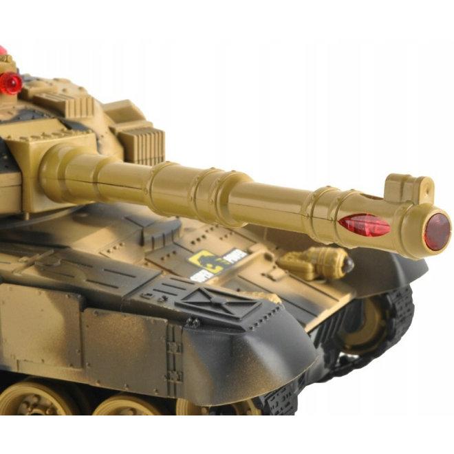 Brother Toys War Tank 9993 2.4GHz - Legerprint