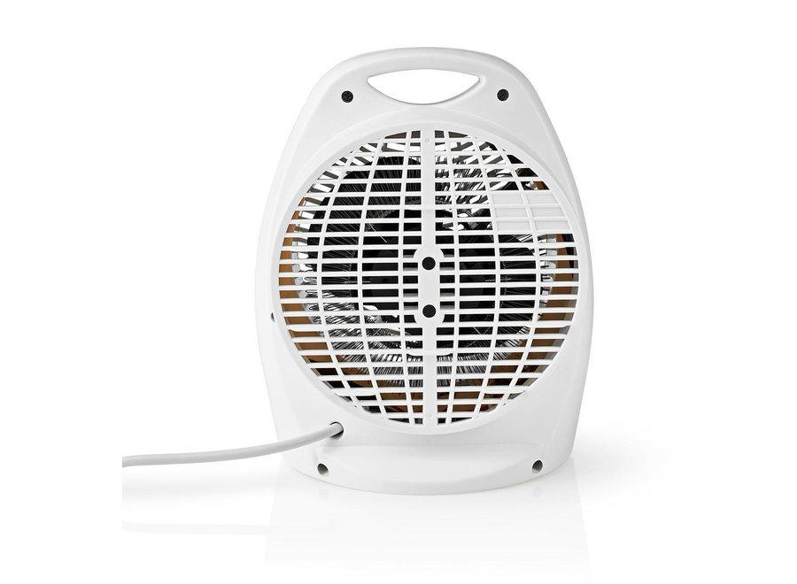 Nedis HTFA13CWT Ventilatorkachel - 2000 W