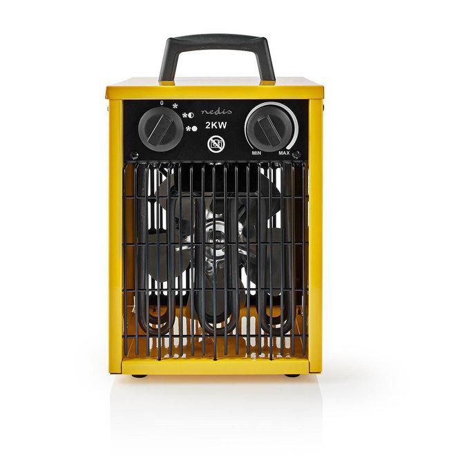 Nedis HTIF10FYW Industriële Ventilatorkachel - 2000 W