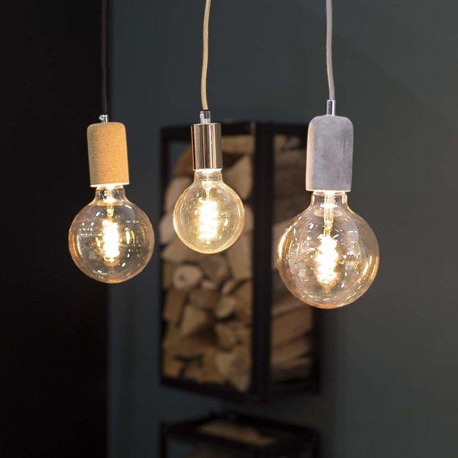 Smartwares IDE-60011 Hanglamp E27 - Beton