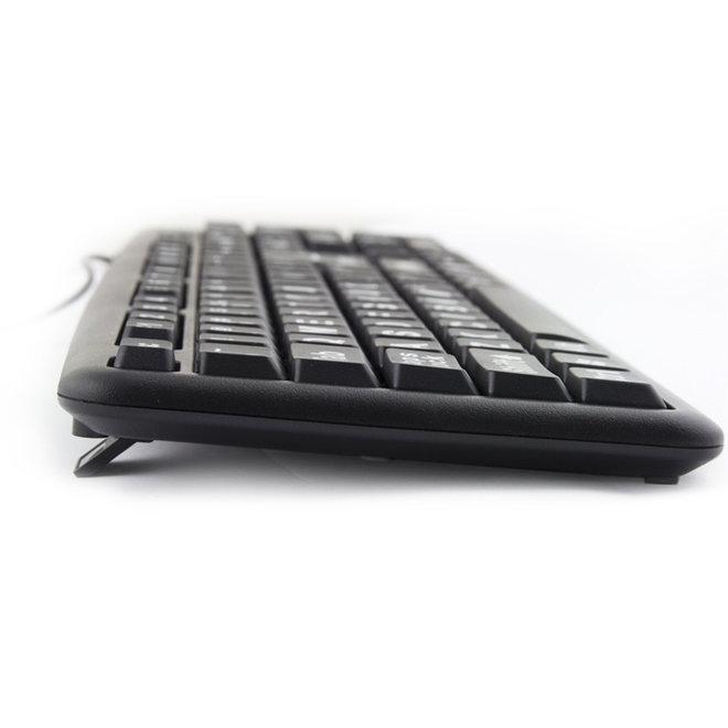 Esperanza Florida USB Toetsenbord met Grote Tekens