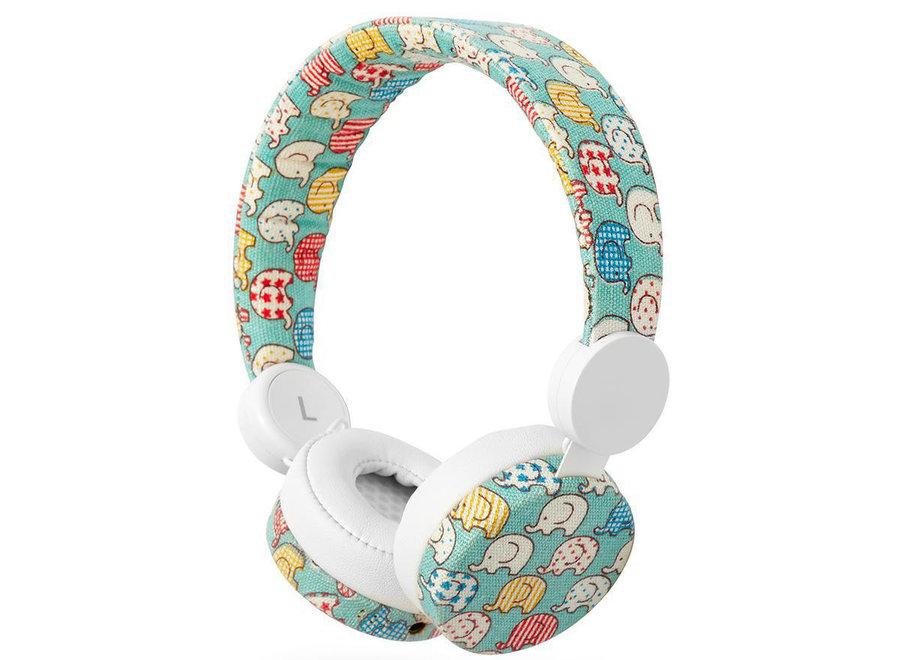 Nedis HPWD4100WT On-Ear Bedrade Koptelefoon