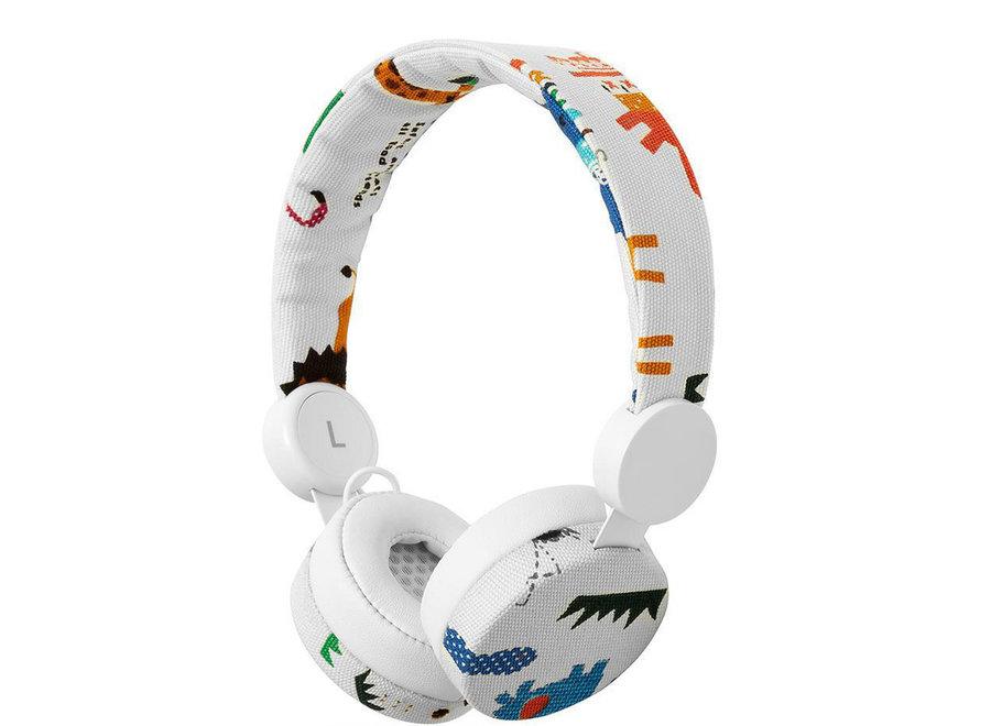 Nedis HPWD4104WT On-Ear Bedrade Koptelefoon - Safari