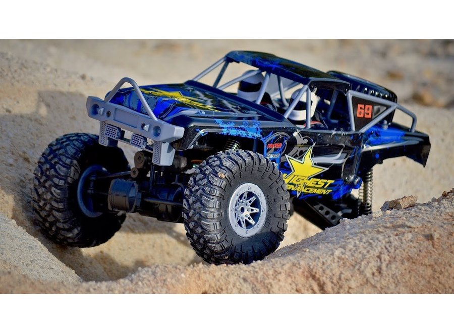 WLtoys 104310 Monster Truck RTR 4WD 2.4GHz 1:10