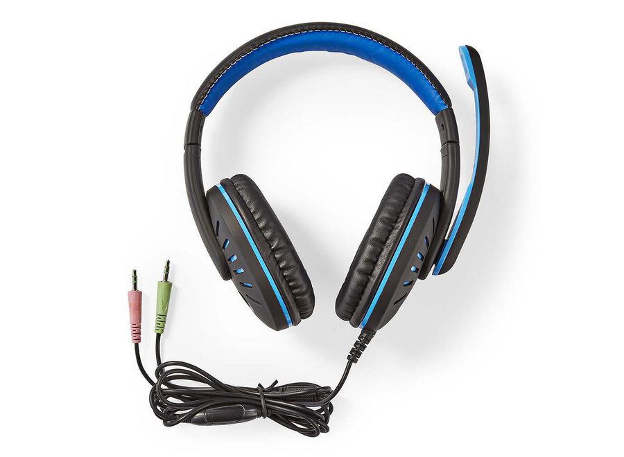 Nedis GHST100BK Xyawyon Over-ear Gaming Headset