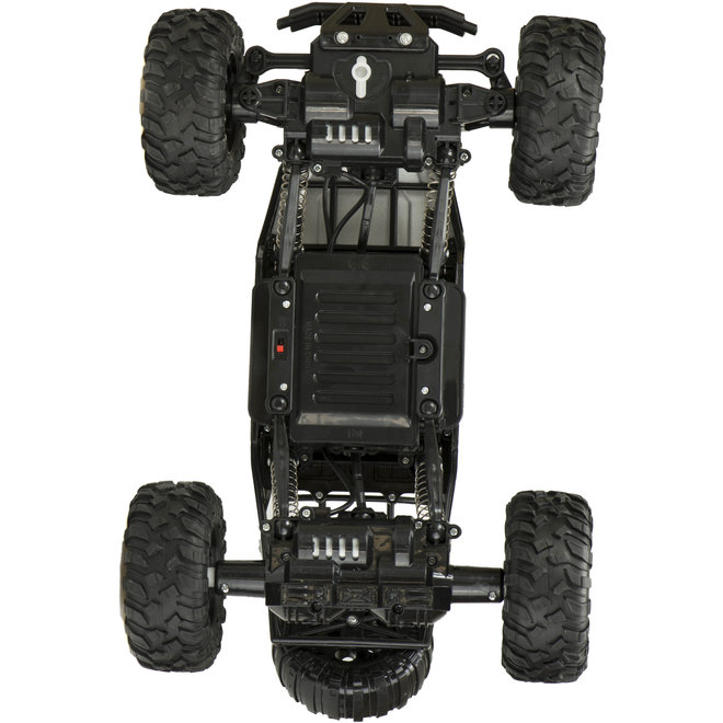 Shuanfeng 6026 Rock Crawler RTR 4WD 2.4GHz 1:12 - Zilver
