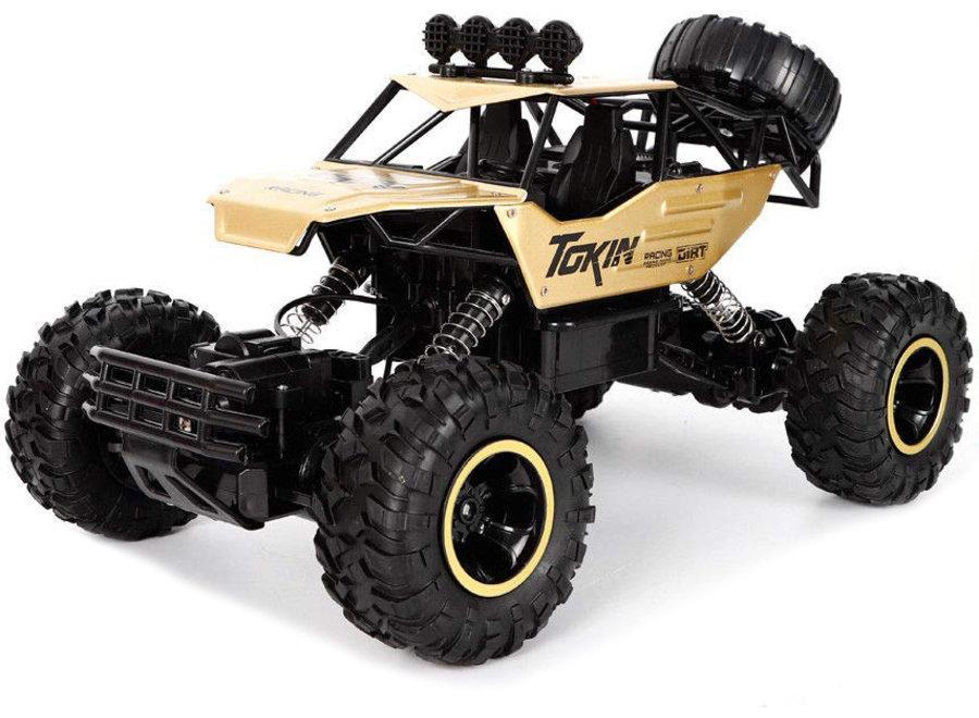 Shuanfeng 6026 Rock Crawler RTR 4WD 2.4GHz 1:12 - Goud