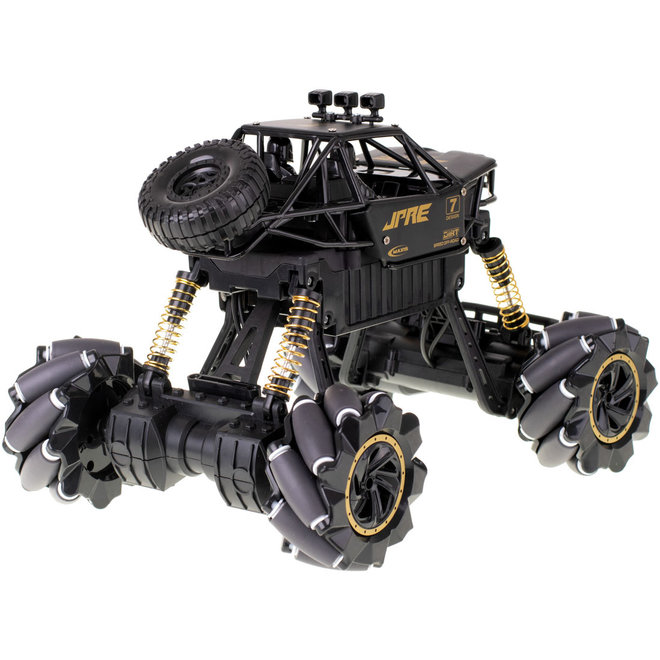 Shuanfeng 2020 Drift Rock Crawler RTR 2.4GHz 1:14 - Zwart