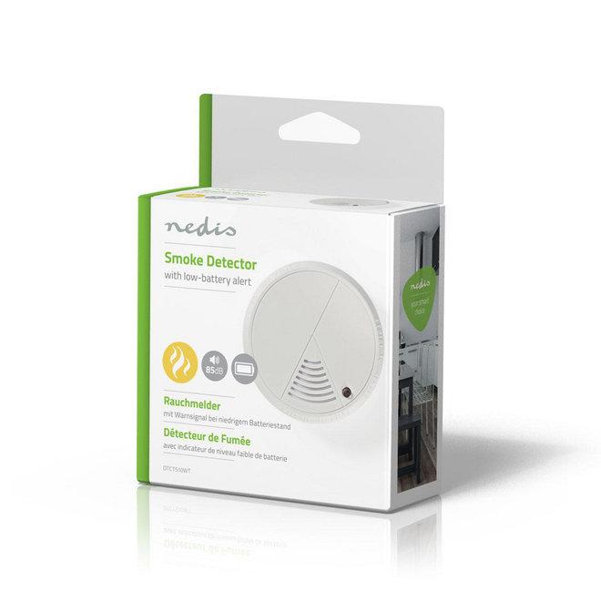 Nedis DTCTS10WT Rookmelder (10 jaar batterij)