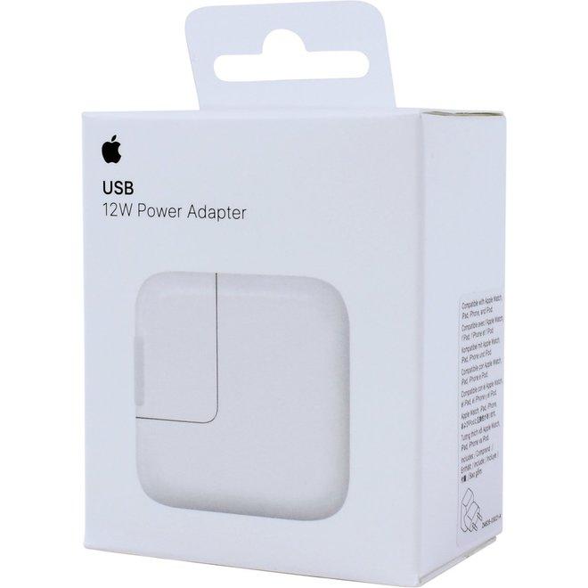 Apple MD836ZM/A 12W USB Thuislader