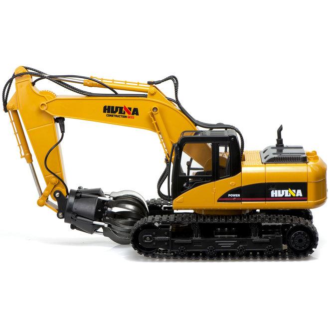 H-Toys 1571 RC Rupskraan met Grijper RTR 2.4GHz 1:14