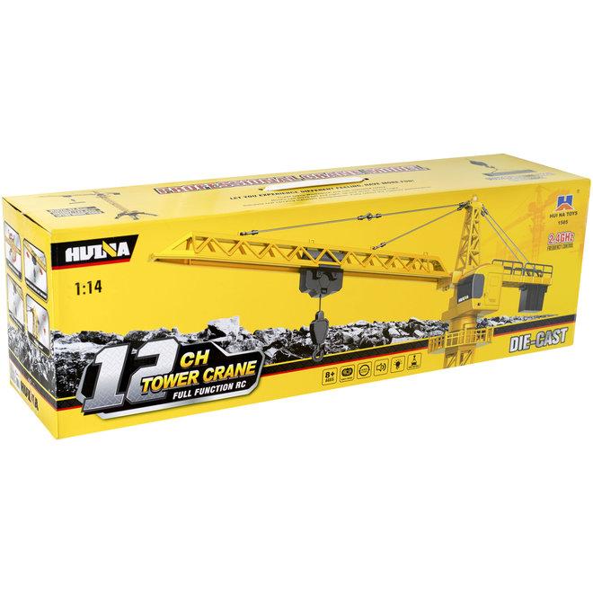 H-Toys 1585 RC Torenkraan RTR 2.4GHz 1:14