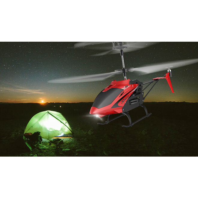 Syma S5H RC Helicopter - Rood