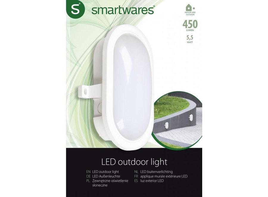 Smartwares GOL-001-HW LED Buitenlamp