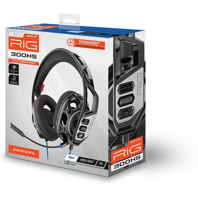 Plantronics RIG 300HS Gaming Headset (PS4, Xbox One, PC)
