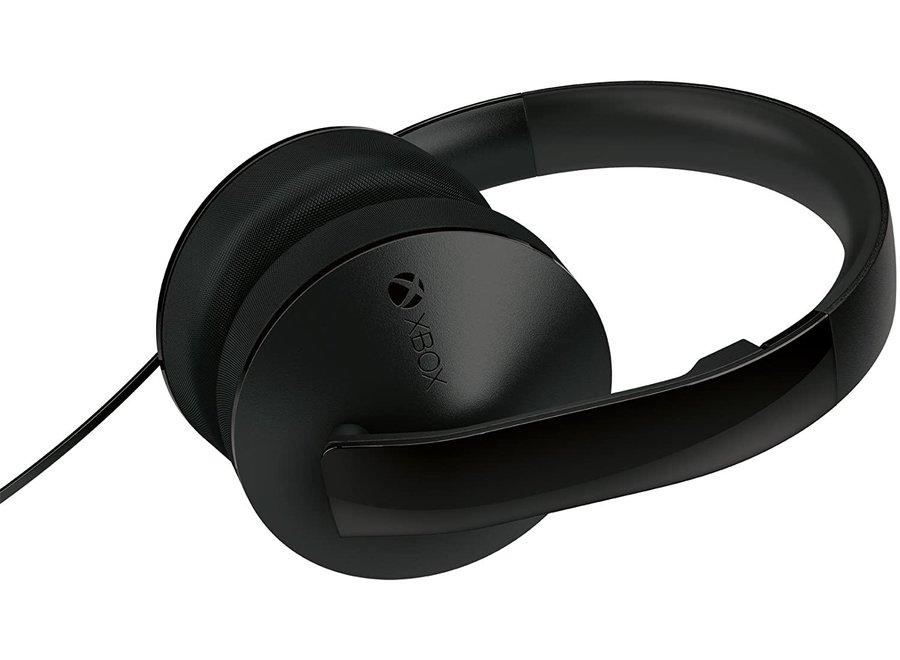 Microsoft Xbox One Stereo Headset (Xbox, PC) - Zwart