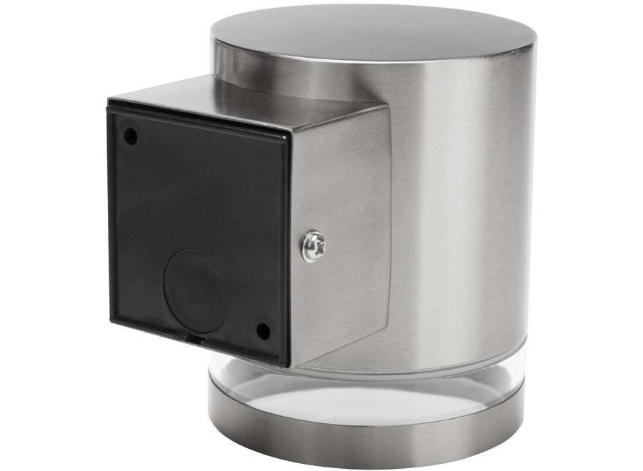 Smartwares 5000.327L LED Wandlamp voor Buiten - RVS