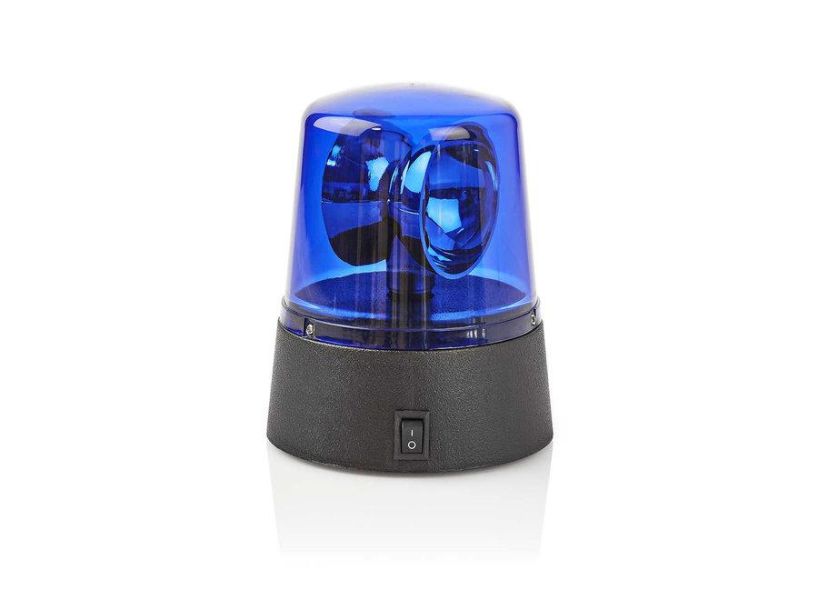 Nedis FUDI210BU Disco LED Zwaailicht - Blauw