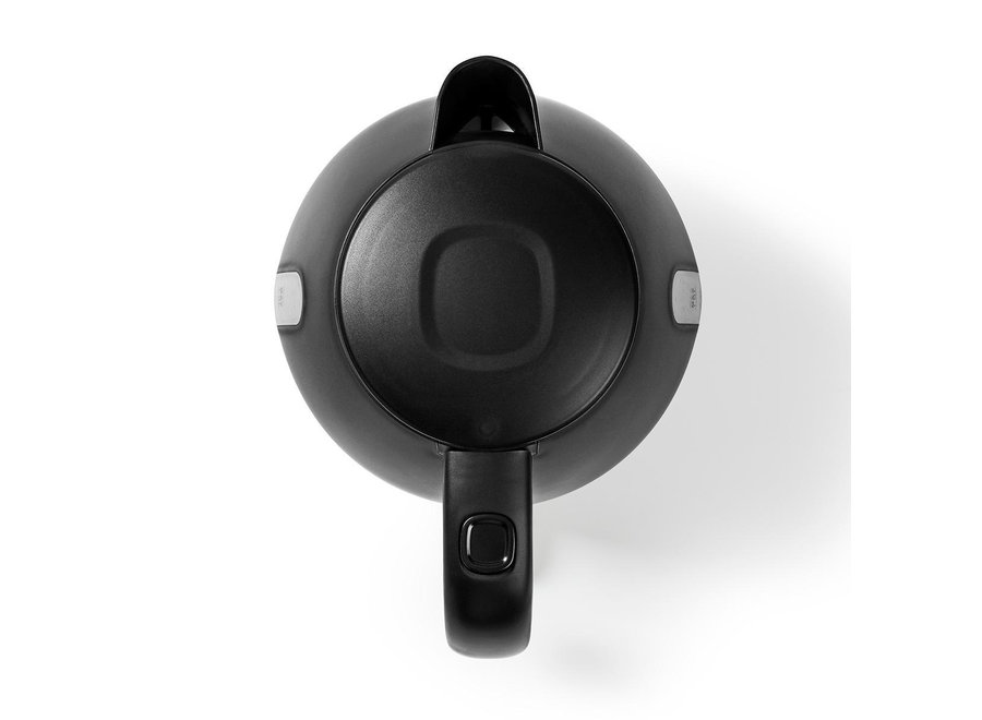 Nedis KAWK300EBK Waterkoker 360° Draaibaar 1L - Zwart