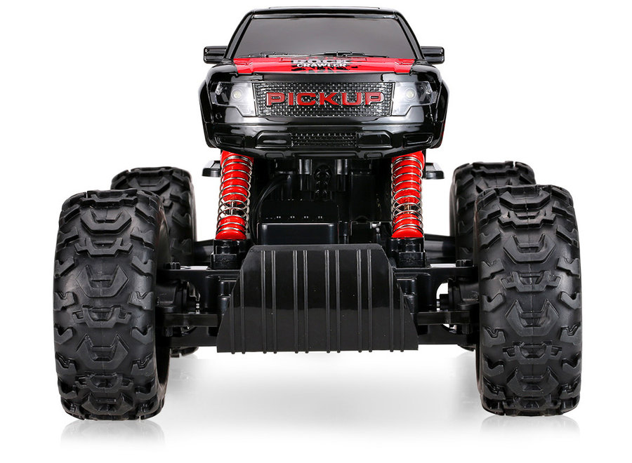 HB P1401 Rock Crawler RTR 4WD 2.4GHz 1:14 - Rood