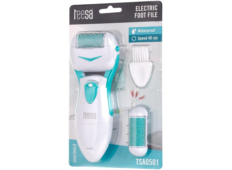 Teesa TSA0501 Elektrische Eeltverwijderaar - Waterproof