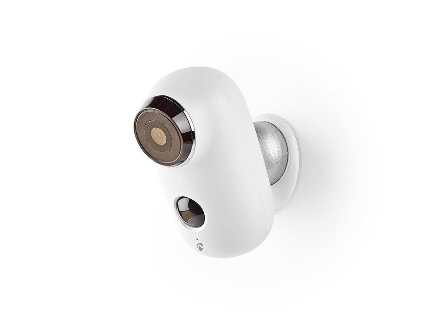 Nedis SmartLife WIFICBO10WT Oplaadbare IP-camera