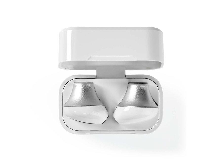 Nedis HPBT3052WT In-ear Draadloze Oordopjes met Charging Case