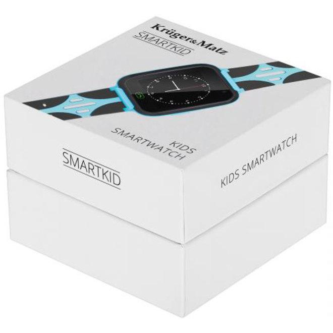 Kruger&Matz SmartKid Smartwatch (Kinderen, Blauw)