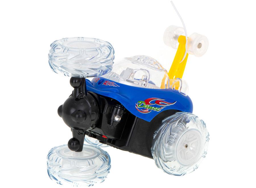 RC Stunt Twister 5.008-1 40MHz (360º, LED, Geluiden, Blauw)