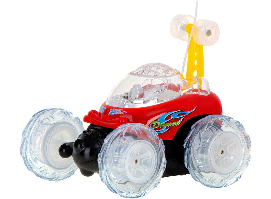 RC Stunt Twister 5.008-1 40MHz (360º, LED, Geluiden, Rood)