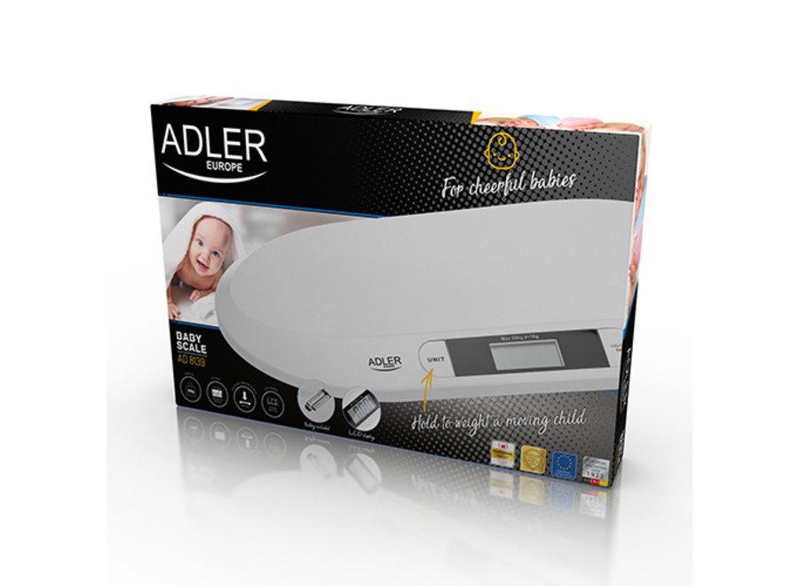 Adler AD 8139 Babyweegschaal