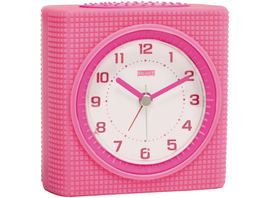 Balance Time Kwartswekker (Roze, Analoog, Kinderen)