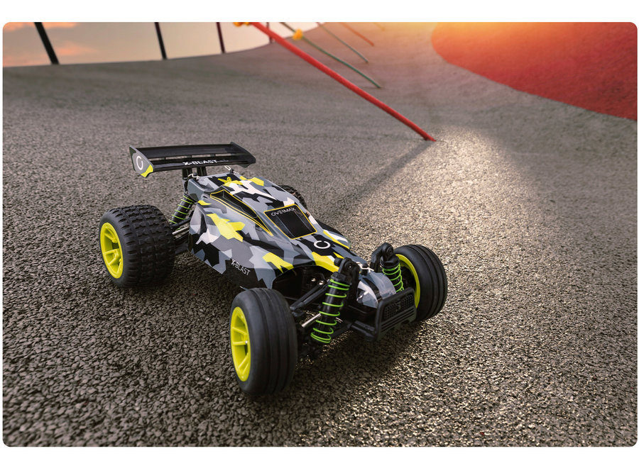 Overmax X-Blast RC Buggy 4WD 2.4GHz 1:18