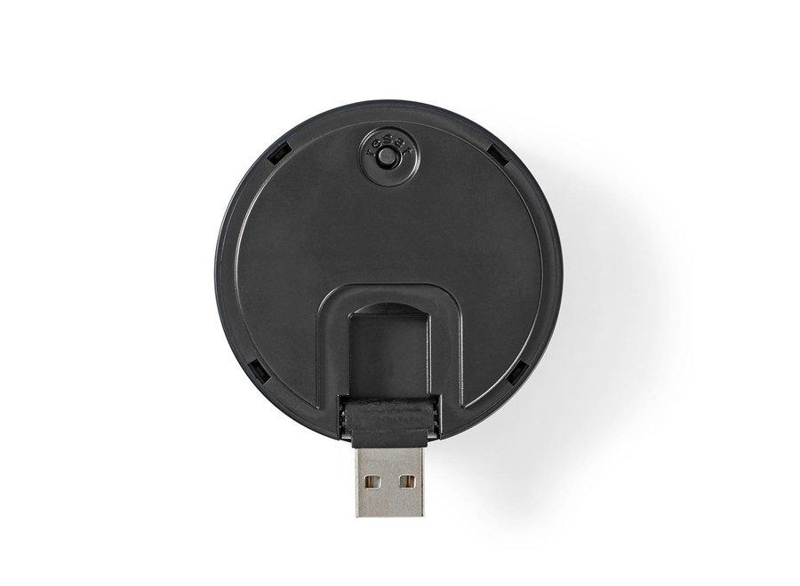 Nedis SmartLife WIFICDPC10BK Deurbelontvanger (Wifi, USB, Draadloze)