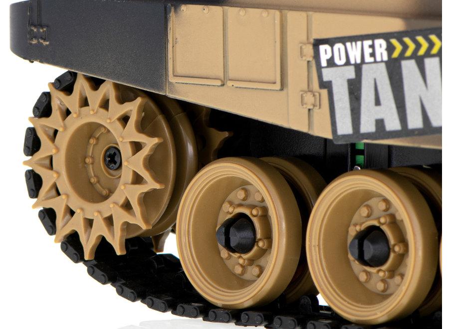 Brother Toys RC Big War Tank 9995 (Legerprint, 2.4GHz)
