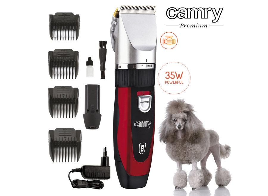 Camry CR 2821 Tondeuse voor Huisdieren (4 opzetkammen)
