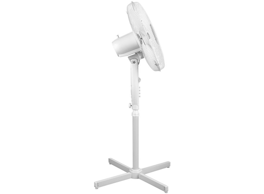 Teesa TSA8021 Staande Ventilator met Timer - Ø 43 cm
