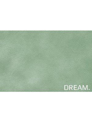 Dream Soepel Nappa leder, volnerf (H821: Zee-groen)