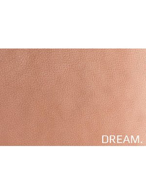 Dream Soepel Nappa leder, volnerf (S221: Blush)