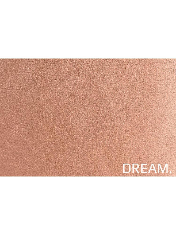 Dream Blush roze Dream Leder - nappa leder