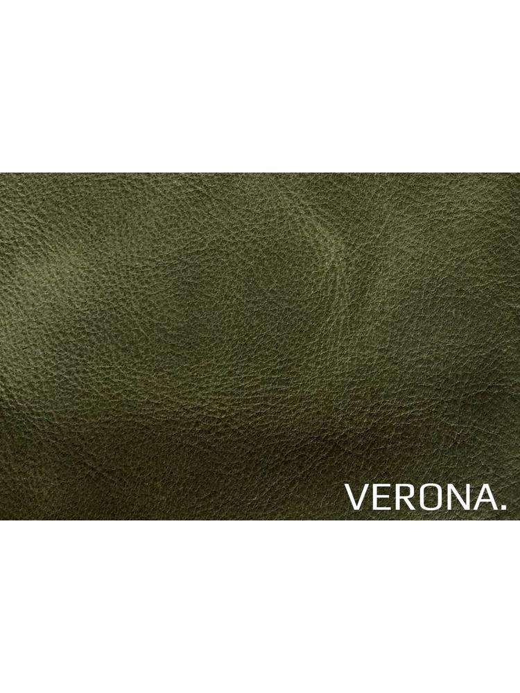 Verona Verde Groen - Verona leder