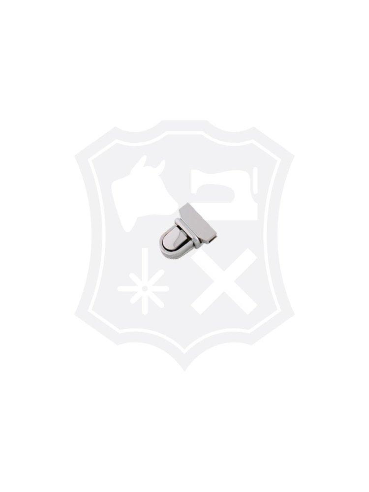 Tic-Tuc Slot, nikkelkleurig, 12,2mm x 22,7mm